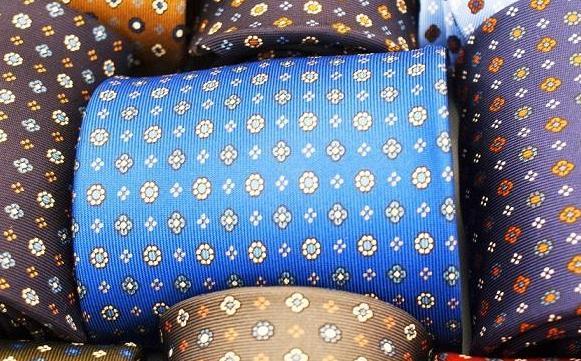 Le cravatte di Marinella incontrano Brunello Argiano