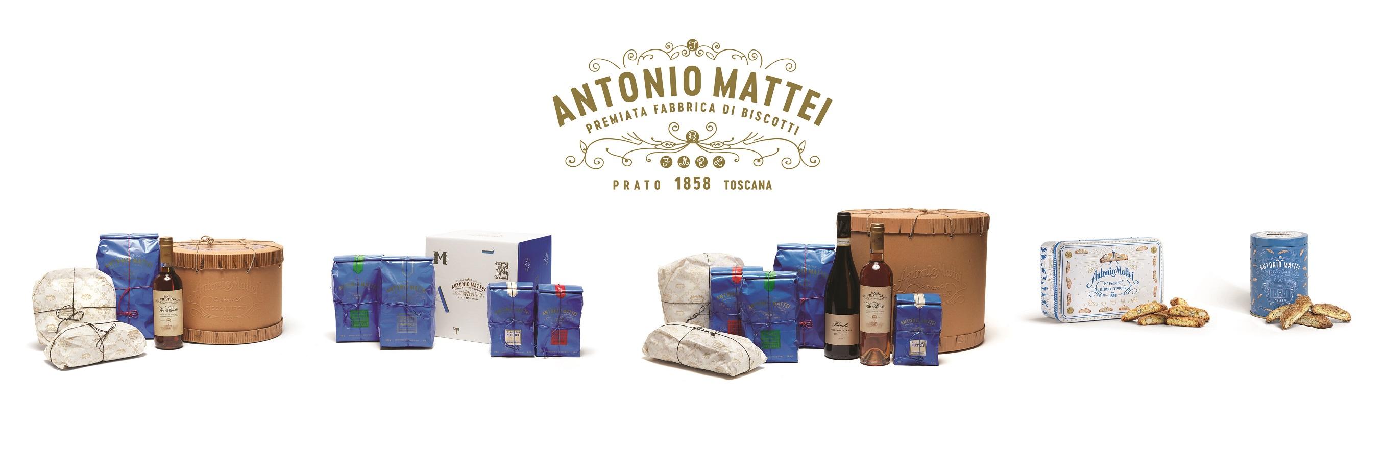 Le Confezioni Regalo del Biscottificio Mattei