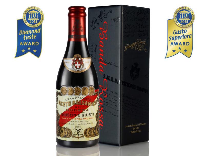 Giusti Banda Rossa vince il Diamond Taste Award
