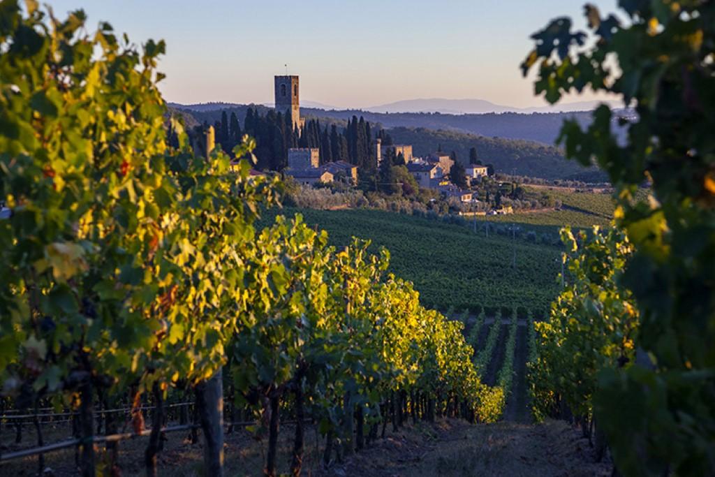 Tenute Marchesi Antinori, un itinerario in Toscana
