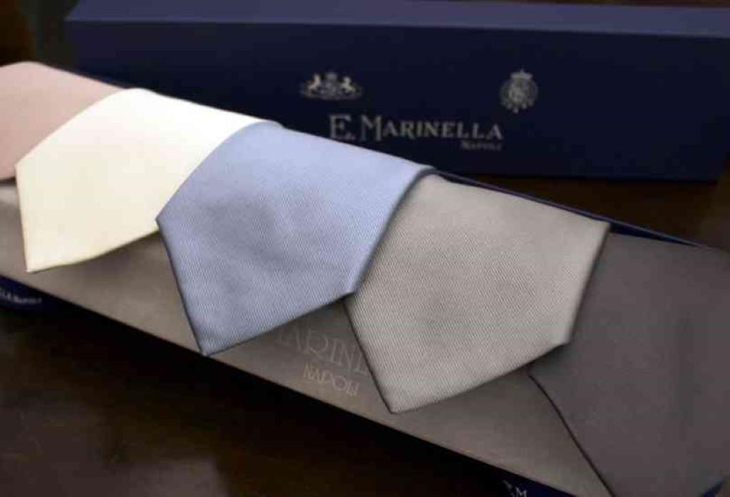 Nasce la Cravatta Metropolitana di Marinella